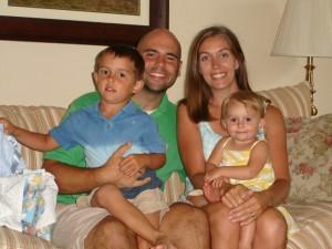 Krause Family Photo